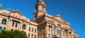 Tarrant County Courthouse Criminal Trial Law Attorney