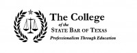 Logo Texas Bar College