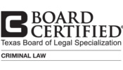 Board Certified Lawyer | Criminal Law