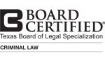 Board Certified Criminal Lawyer