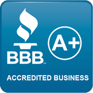 Accredited by BBB of Fort Worth