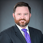 Headshot of Cofer Fort Worth Lawyer