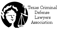 Logo and Text for TCDLA