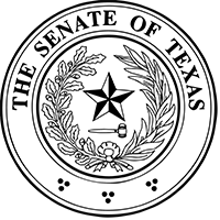 Seal of Texas Senate