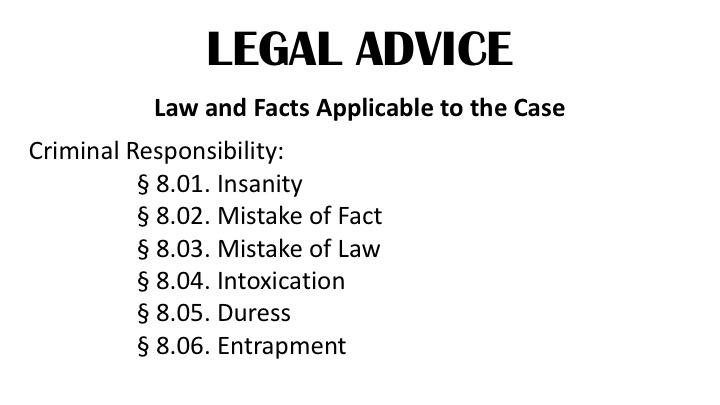 9.1 Crimmigration Defense Criminal Responsibility